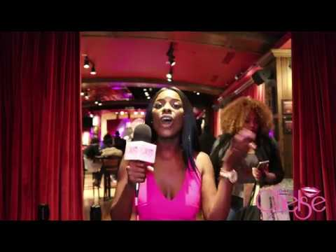 Levels Showcase at Hard Rock Cafe hosted by former member of Destiny's Child  LaTavia Roberson