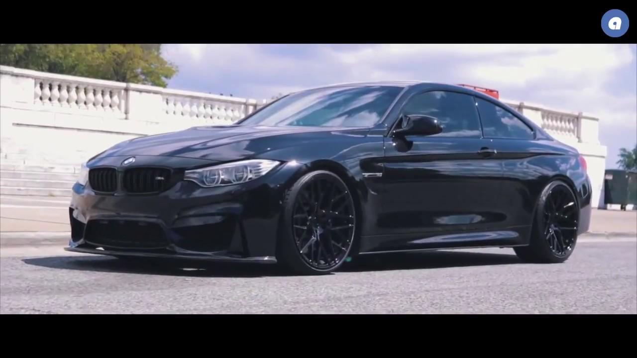 Audiocityusa Rohana M4 Rfx10 Gloss Black Wheels Youtube