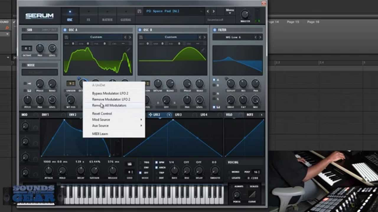 Review: Xfer Records Serum Advanced Wavetable Synthesizer ...