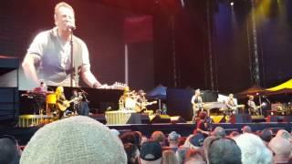 Bruce Springsteen Radio Nowhere & Prove it all night AMI Christchurch NZ 2017