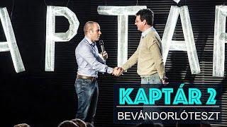 KAPtár 2 - Bevándorlóteszt by Kovács András Péter