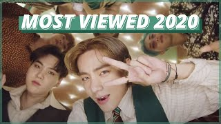 (TOP 100) MOST VIEWED K-POP MUSIC VIDEOS OF 2020 | FINAL