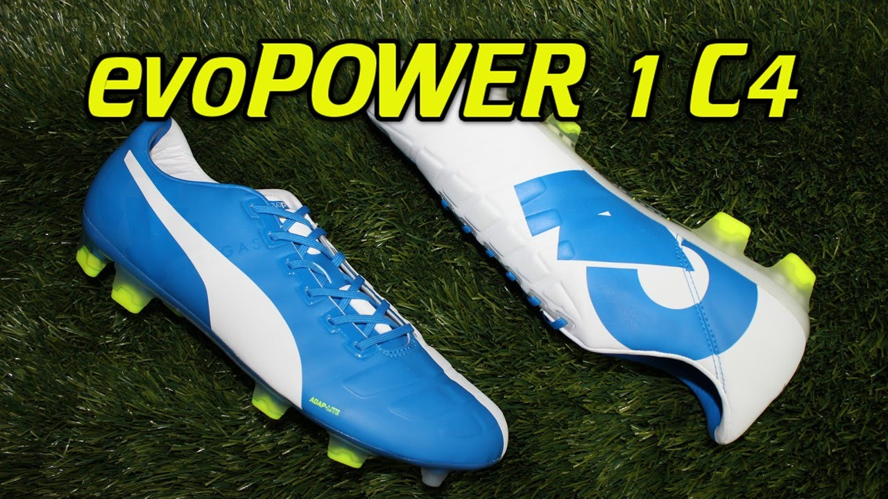 detailed look 898c1 09d77 Puma evoPOWER 1 Cesc Fabregas Tricks - Review + On Feet