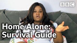 Tips for Living Alone in Lockdown | Mental Health Awareness Week - BBC