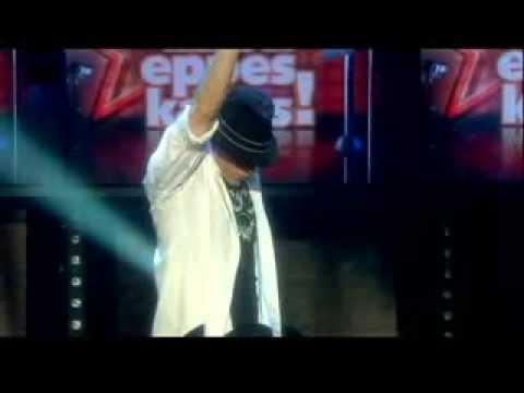 Richard Paul Michael Jackson Dance Medley - Luxembourg's Got Talent 2011