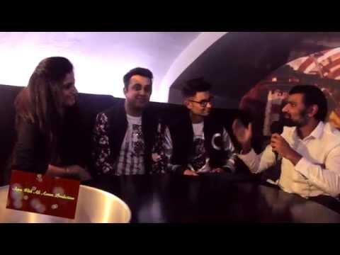 Khiza, Suman & Soni J Interview: Stars With Ali Azeem Production