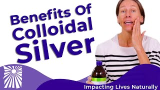Colloidal Silver's Powerful Health Benefits - Internal & External. #UmoyoLife 030
