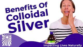 Colloidal Silver's Powerful Health Benefits - Internal & External. #UmoyoLife 030
