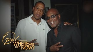 The Biggest Lesson L.A. Reid Learned From Jay Z | Where Are They Now | Oprah Winfrey Network