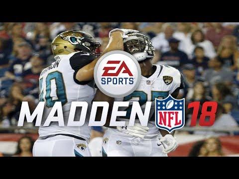 Preseason Week 4 - Giants vs Jaguars - Madden 18 Full H2H Game #3 - Vs MonkeyMan71007