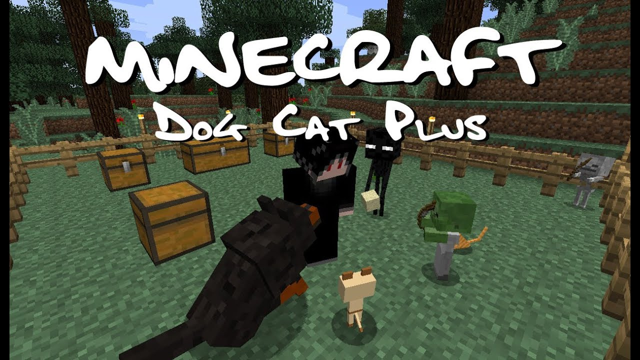 How To Breed A Dog In Minecraft