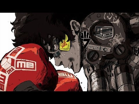 This Megalo Box Rap Is UNREAL!