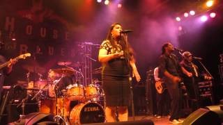 aaradhna getting stronger adeaze i love you too live at hob sunset