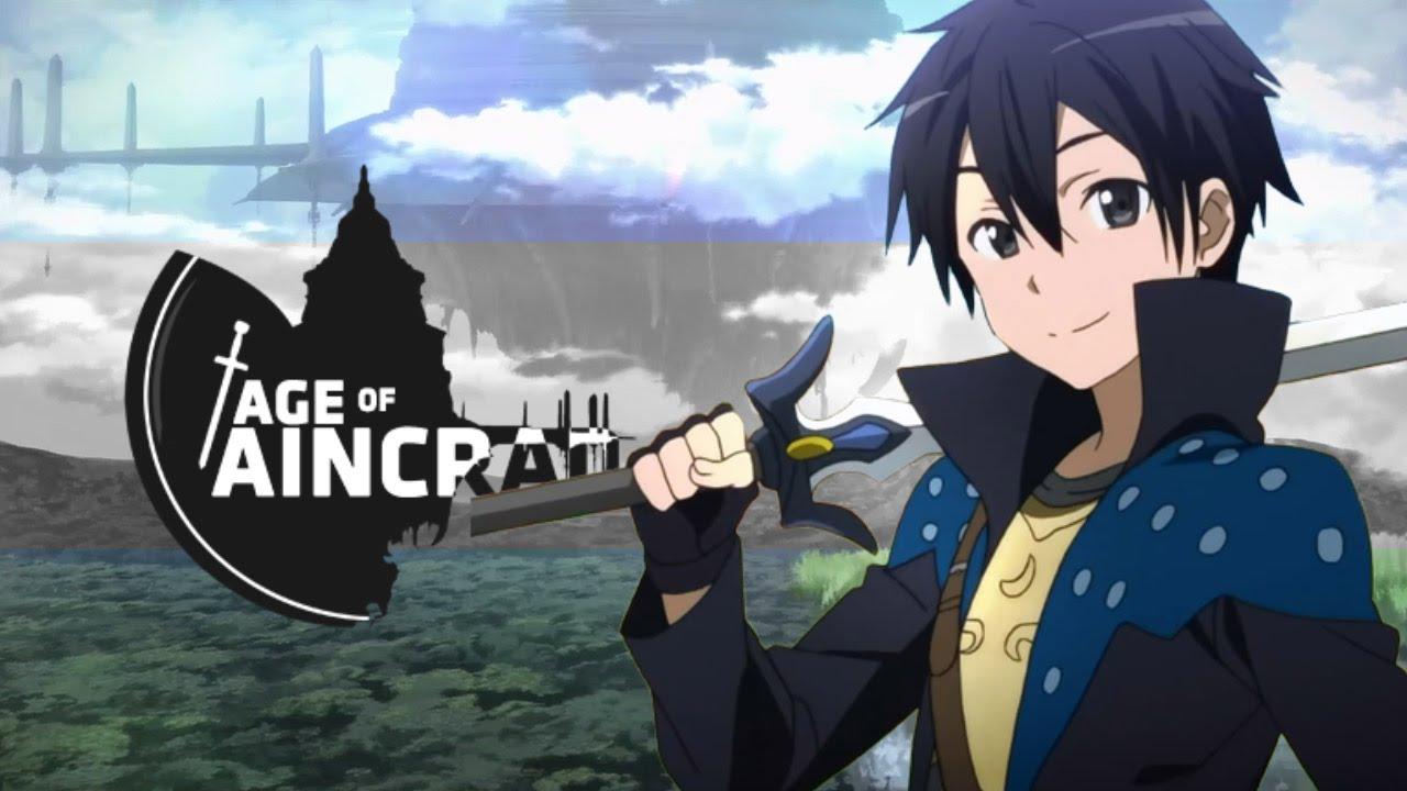 Age Of Aincrad : Free To Play de Sword Art Online / ¡Entrevista con el  creador! :D