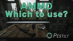 Ammo - Which to use? - Escape from Tarkov