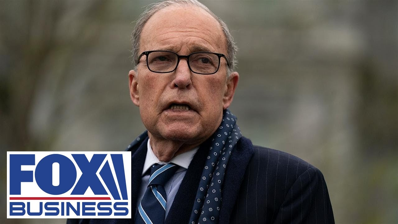 Kudlow: White House looking at payroll tax holiday, capital gains deduction