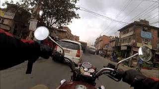 Motor Bikes Pokhara to Kathmandu