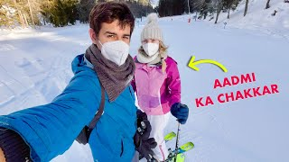 Skiing in Austria during COVID-19 | Dhruv Rathee Vlogs