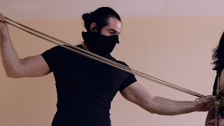 Video My first time trying Japanese rope bondage download MP3, 3GP, MP4, WEBM, AVI, FLV September 2018