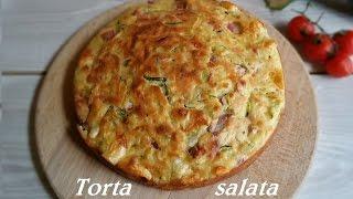 Torta salata sofficissima,ricetta semplice