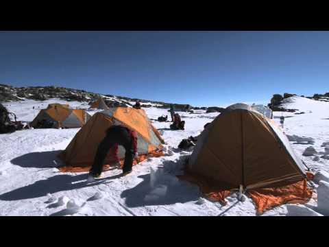 "Antarktis-Besteigung Mount Vinson via Basecamp ""Union Glacier"" ex Punta Arenas / Chile"