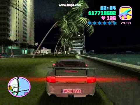 GTA Vice CitySecret Safe House  YouTube