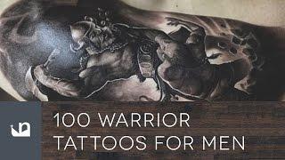 Video 100 Warrior Tattoos For Men download MP3, 3GP, MP4, WEBM, AVI, FLV Juli 2018