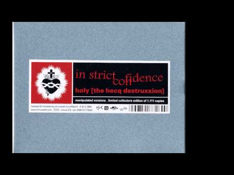 In Strict Confidence ‎-- Babylon (Whyteleather Dub)