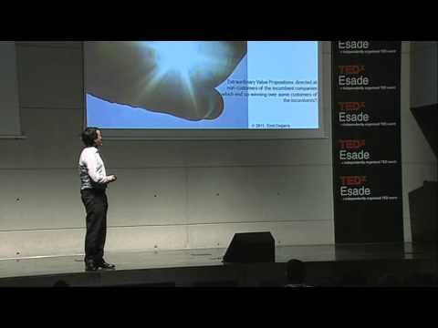 TEDxESADE - Enric Segarra - Companies that Thrieve
