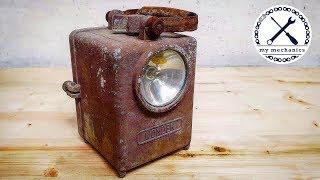 Iconic French Wonder Lamp - Restoration