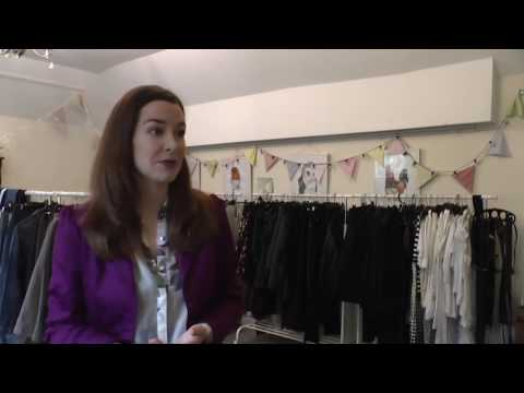 The WALK IN WARDROBE™ helps to prevent textile pollution in the UK
