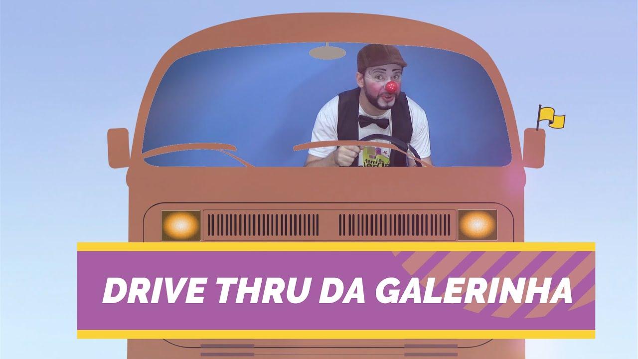 DRIVE THRU DA GALERINHA IPCCG - (MÚSICA BIBI Família Alegria)