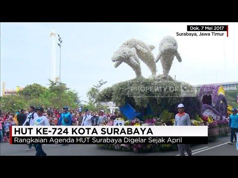 Selamat Ulang Tahun, Surabaya!