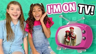 Try Not To Laugh - w/ Kate Godfrey from All That on Nickelodeon : Mercedes World // GEM Sisters