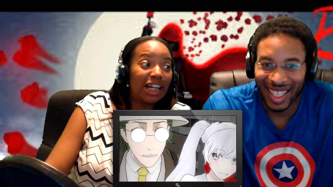 RWBY Volume 2, Chapter 9: Search and Destroy - By ROOSTER TEETH - 2 Eazy  365 Reaction