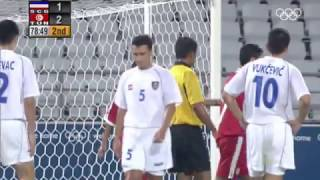 The longest penalty taken ever... [Serbia and Montenegro vs. Tunisia]