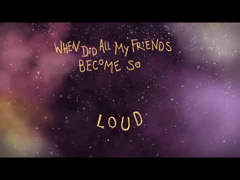 AJR DRAMA (Lyric Video)