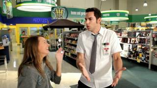 Who's the Best Person Zach Levi Has Seen on the Lot?