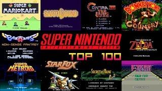 Super Nintendo/SNES Top 100 Games