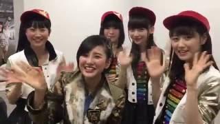 【最終③】兒玉遥さんはじめ、HKT48の皆様、今後ともNGT48をよろしくお願...