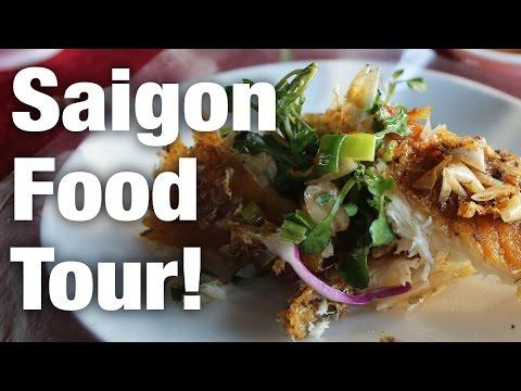Saigon Food Tour With KyleLe.net