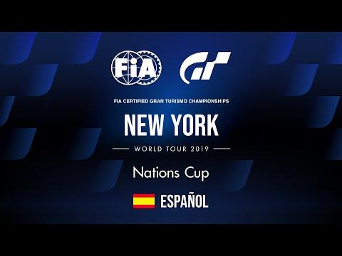 [Español] World Tour 2019 - New York | Nations Cup