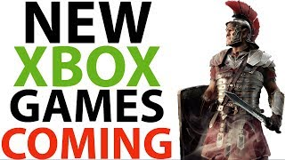 Xbox's NEW Unannounced Games | New Developers Making Secret Xbox Games | Xbox Project Scarlett News