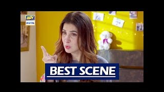 Koi Chand Rakh Episode 10 | BEST SCENE | - #AyezaKhan