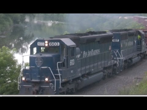 Pan Am Railways in the Green Mountain State