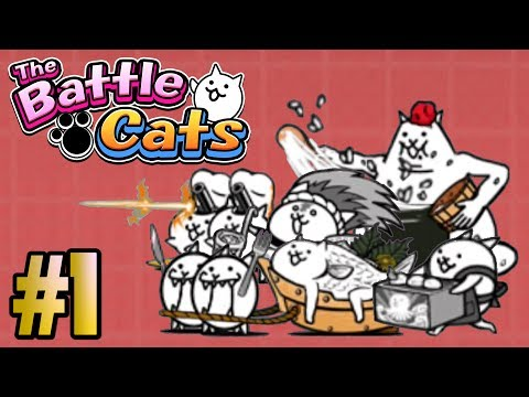 "The Battle Cats ""Revolutions"": The Sushi Squad"