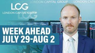 Week Ahead: Fed meeting, trade talks & Apple earnings