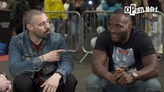 Leon Edwards explains what REALLY happened with Jorge Masvidal - Dan Hardy's Open Mat