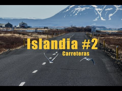 Islandia #2 - Carreteras Infinitas