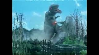 This footage is from dinosaur war izenborg and i do not own it neth...